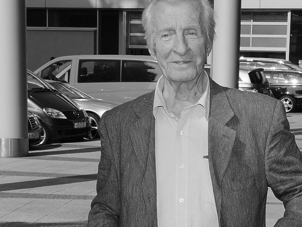 Andrzej Kopiczyński nie żyje. Miał 82 lata