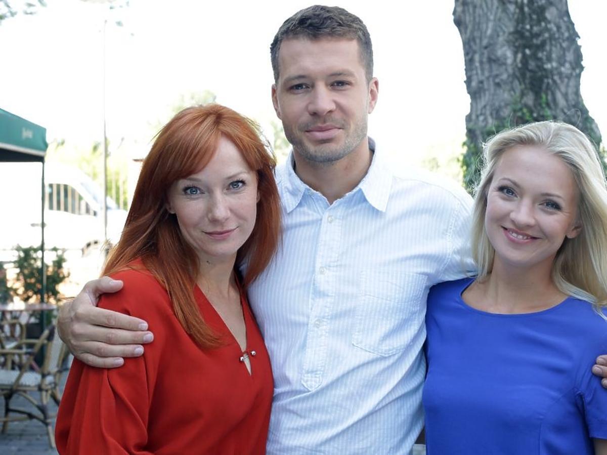 Andrzej Młynarczyk w M jak miłość, Tomek Chodakowski z M jak miłość