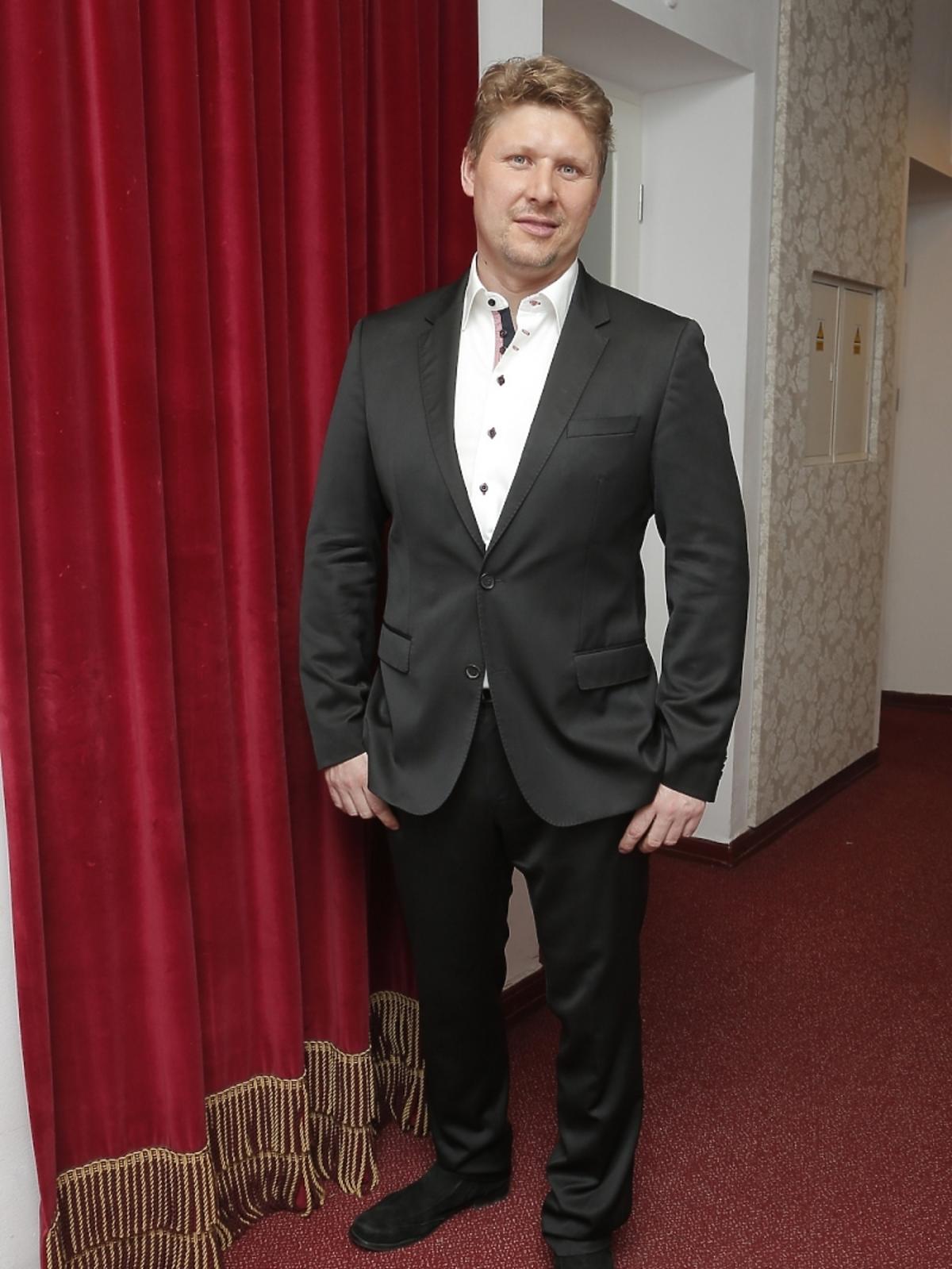 Andrzej Nejman na koncercie