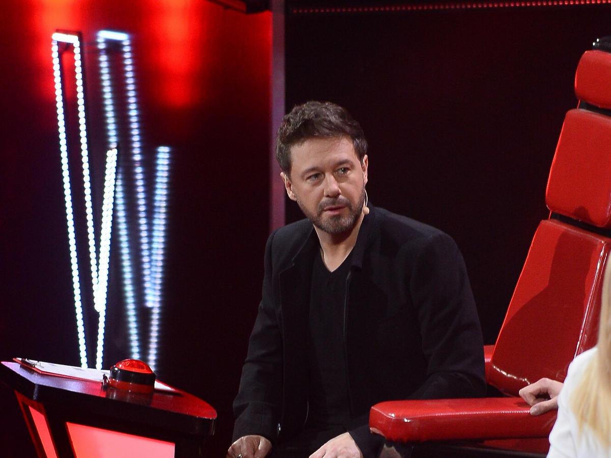 """Andrzej Piaseczny na fotelu jurorskim """"Ye Voice Senior"""""""