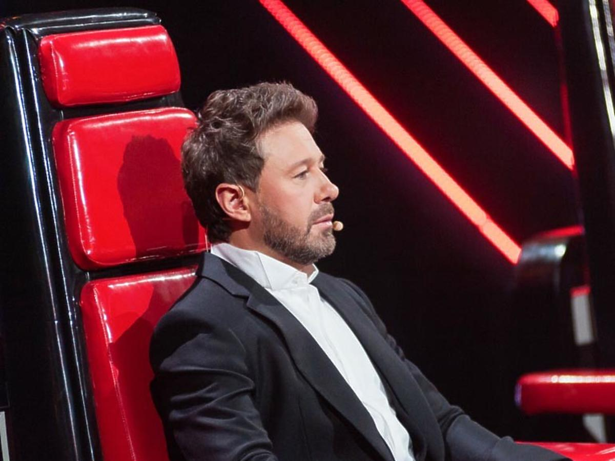 """Andrzej Piaseczny w """"The Voice"""""""