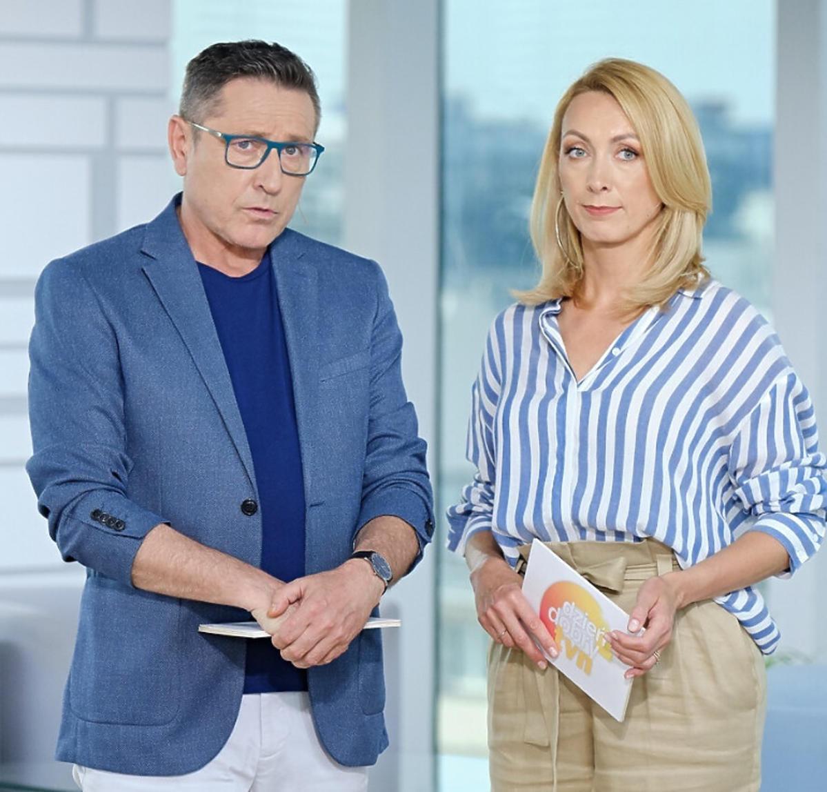 Andrzej Sołtysik i Anna Kalczyńska w DDTVN