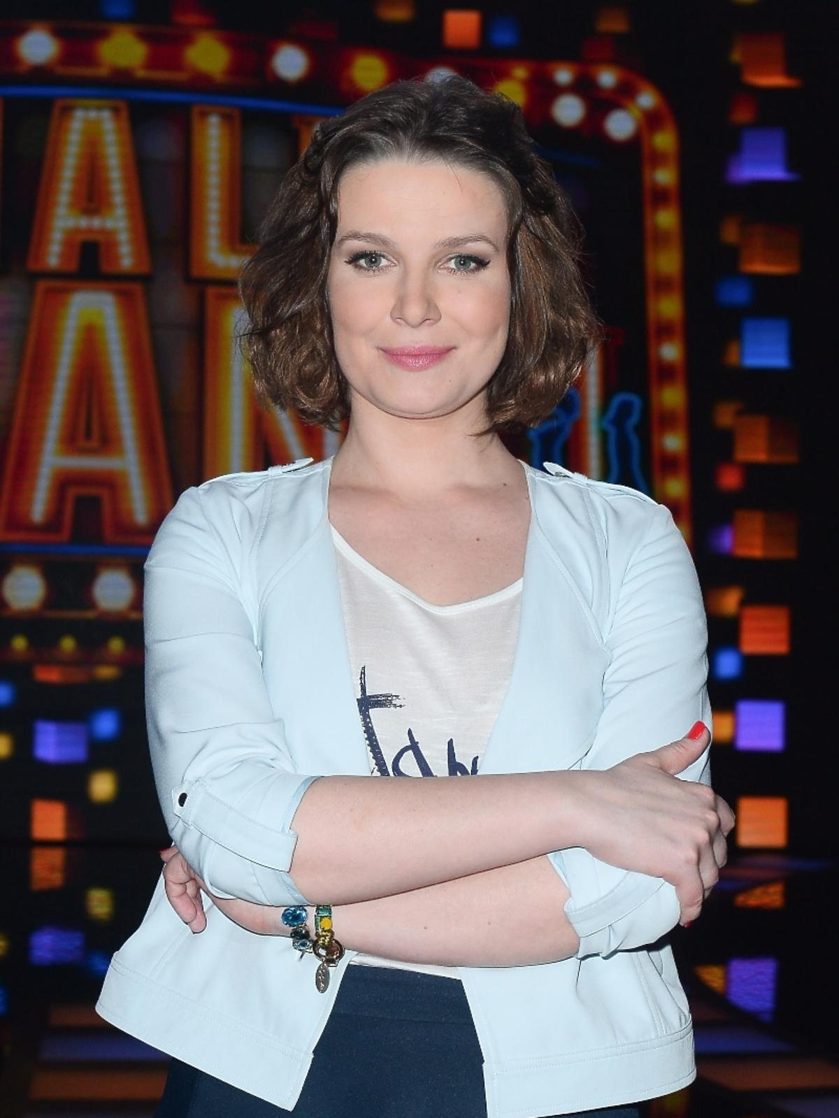 Aneta Teodorczuk Perchuć w programie