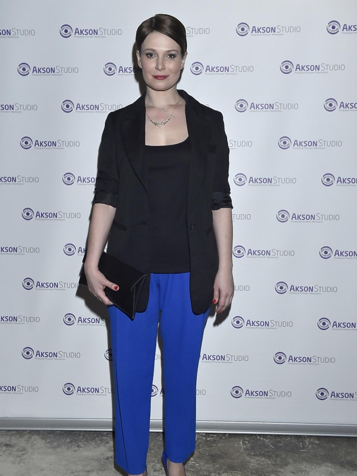 Aneta Todorczuk-Perchuć po zakończeniu zdjęć do serialu