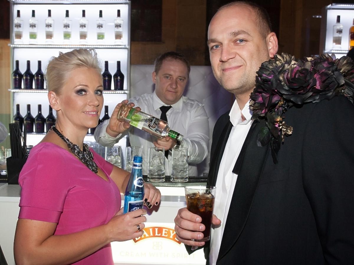 Aneta Wikariak, Marcin Komarzewski