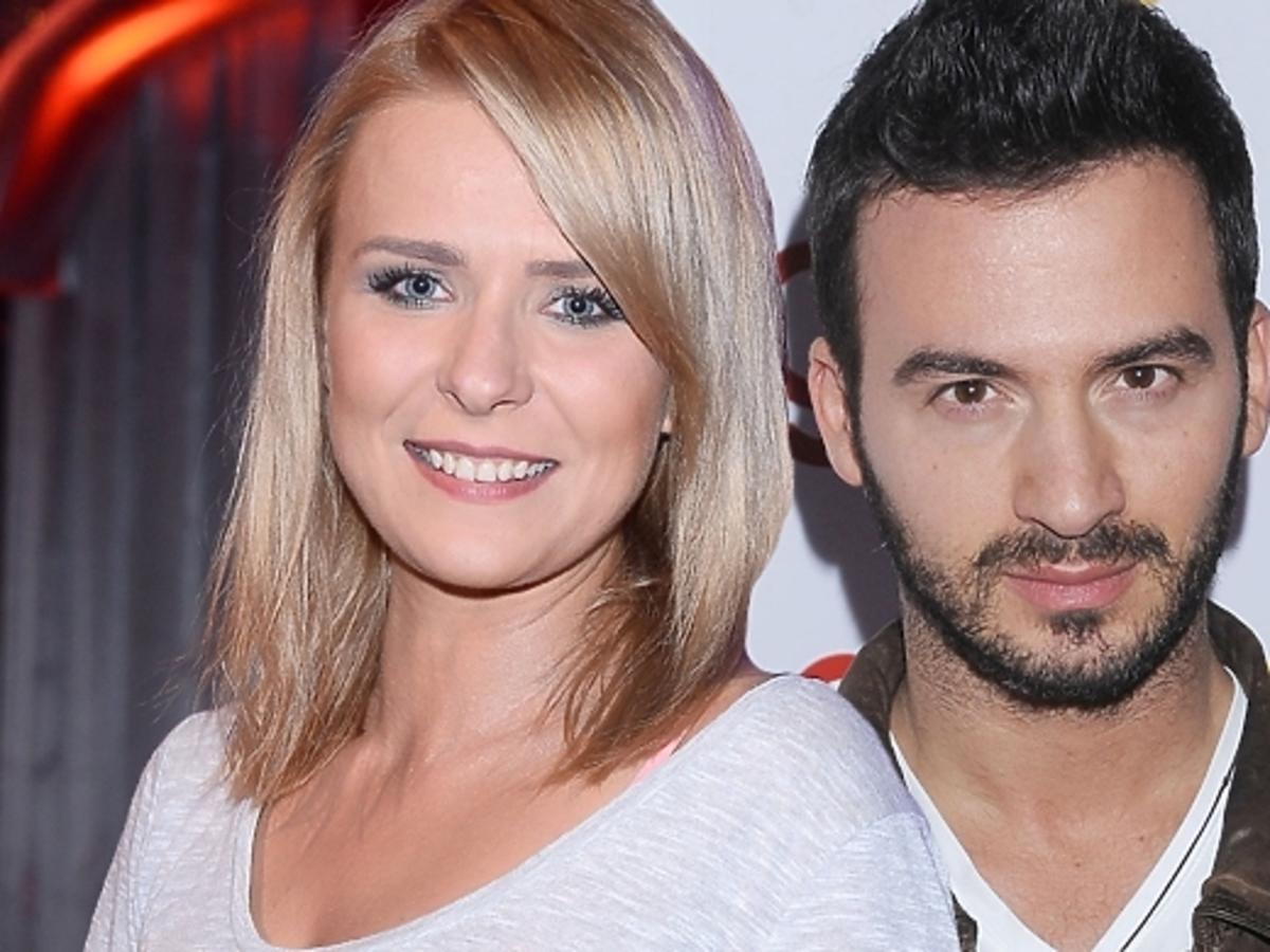 Aneta Zając i Stefano Terrazzino spędzają razem Walentynki