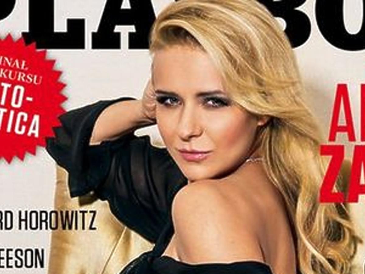 Aneta Zając w Playboyu