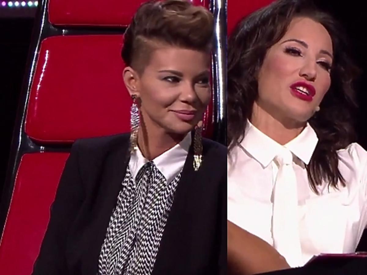 Angelika Kłaczyńska w czwartym odcinku The Voice of Poland