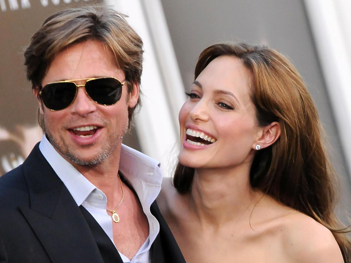Angelina Jolie i Brad Pitt planują wspólne wakacje