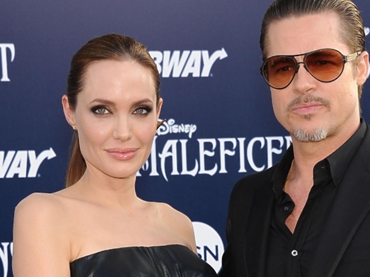 Angelina Jolie i Brad Pitt podpisali intercyzę