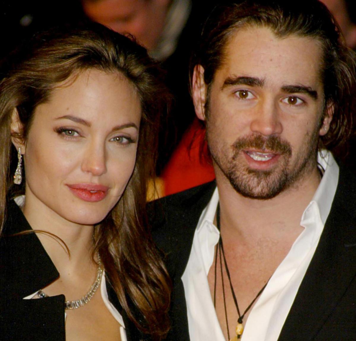 Angelina Jolie i Colin Farrell parą?!