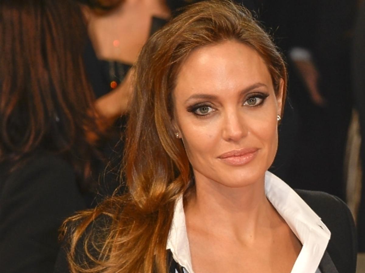 Angelina Jolie o ślubie z Bradem Pittem