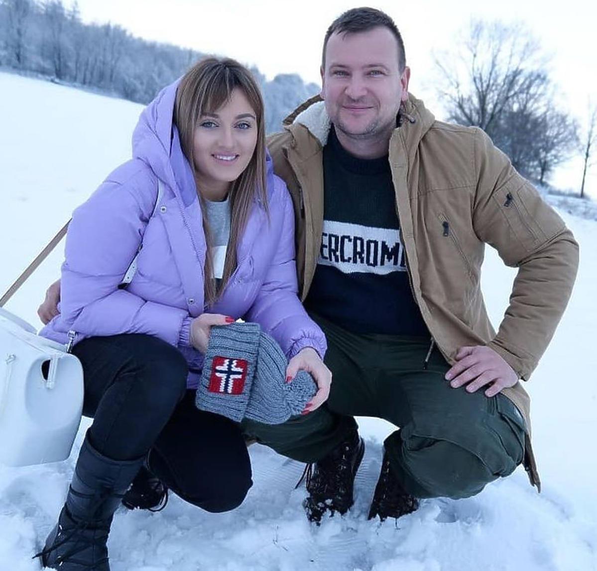 Ania Bardowska i Grzegorz Bardowski z