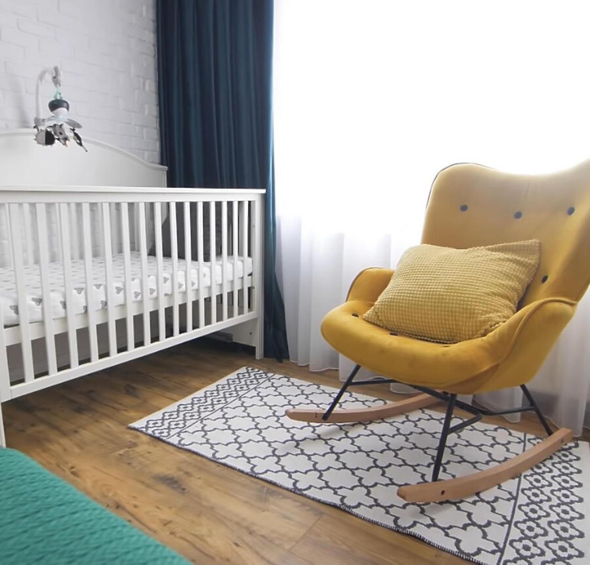 Ania Bardowska pokazała łóżeczko córki