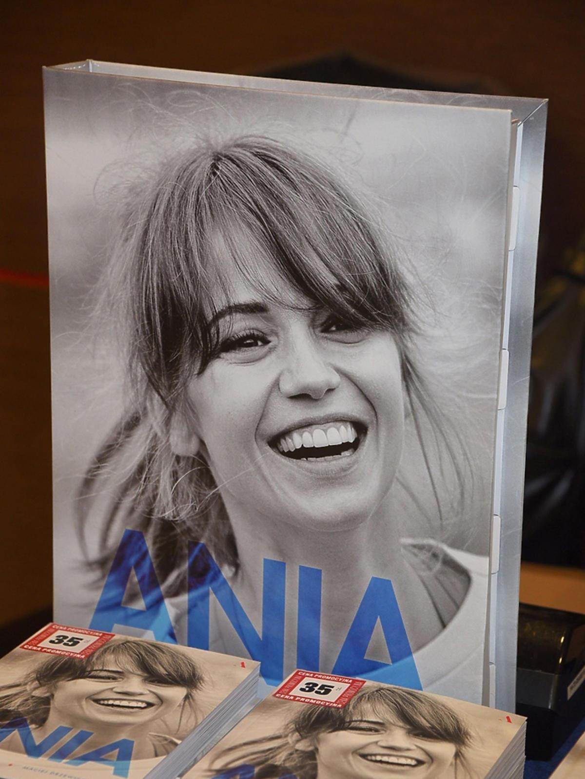 Ania. Biografia Ani Przybylskiej
