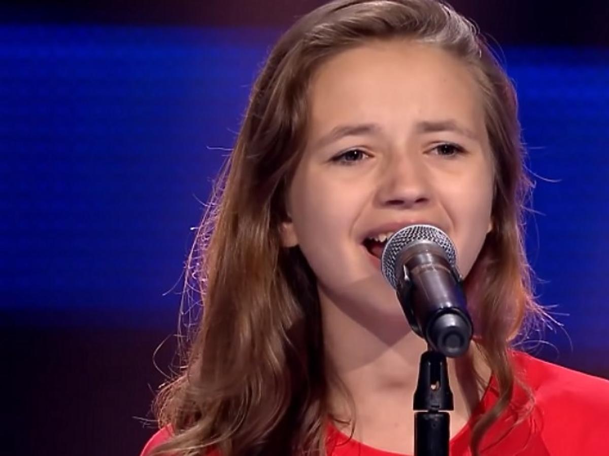 Ania Dąbrowska, The Voice Kids