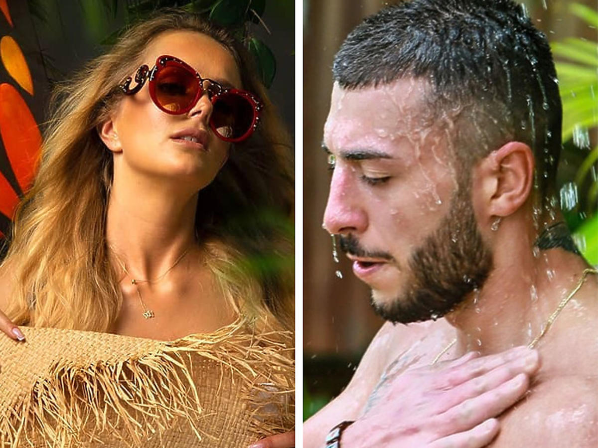 "Ania i Artur z ""Hotelu Paradise 2"""