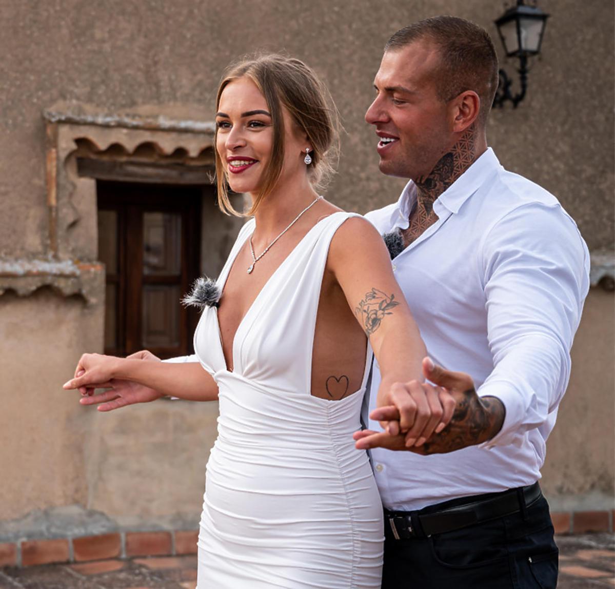 Ania i Czarek ich ostatnia randka w programie