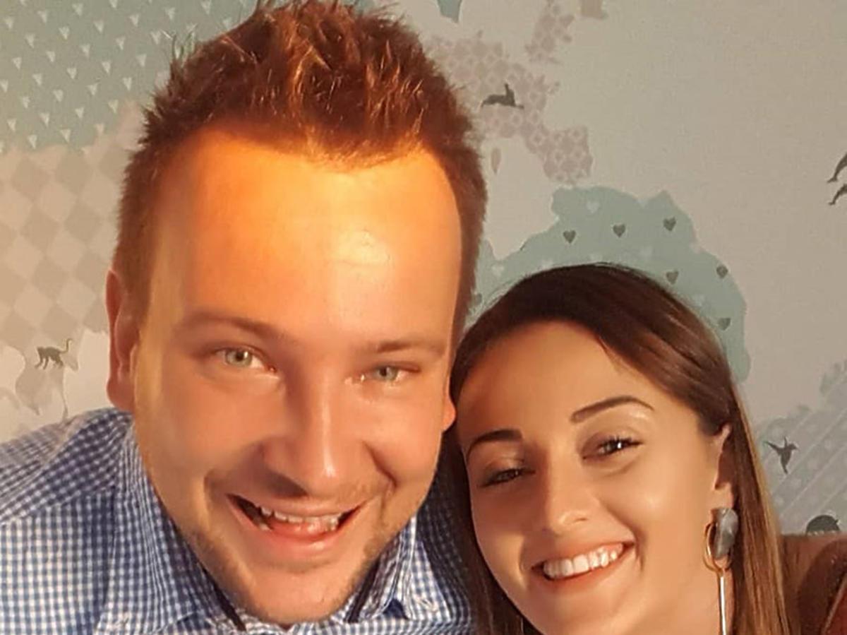 Ania i Grzegorz Bardowcy pokazali zdjęcie synka. Jaś jest coraz bardziej podobny do taty