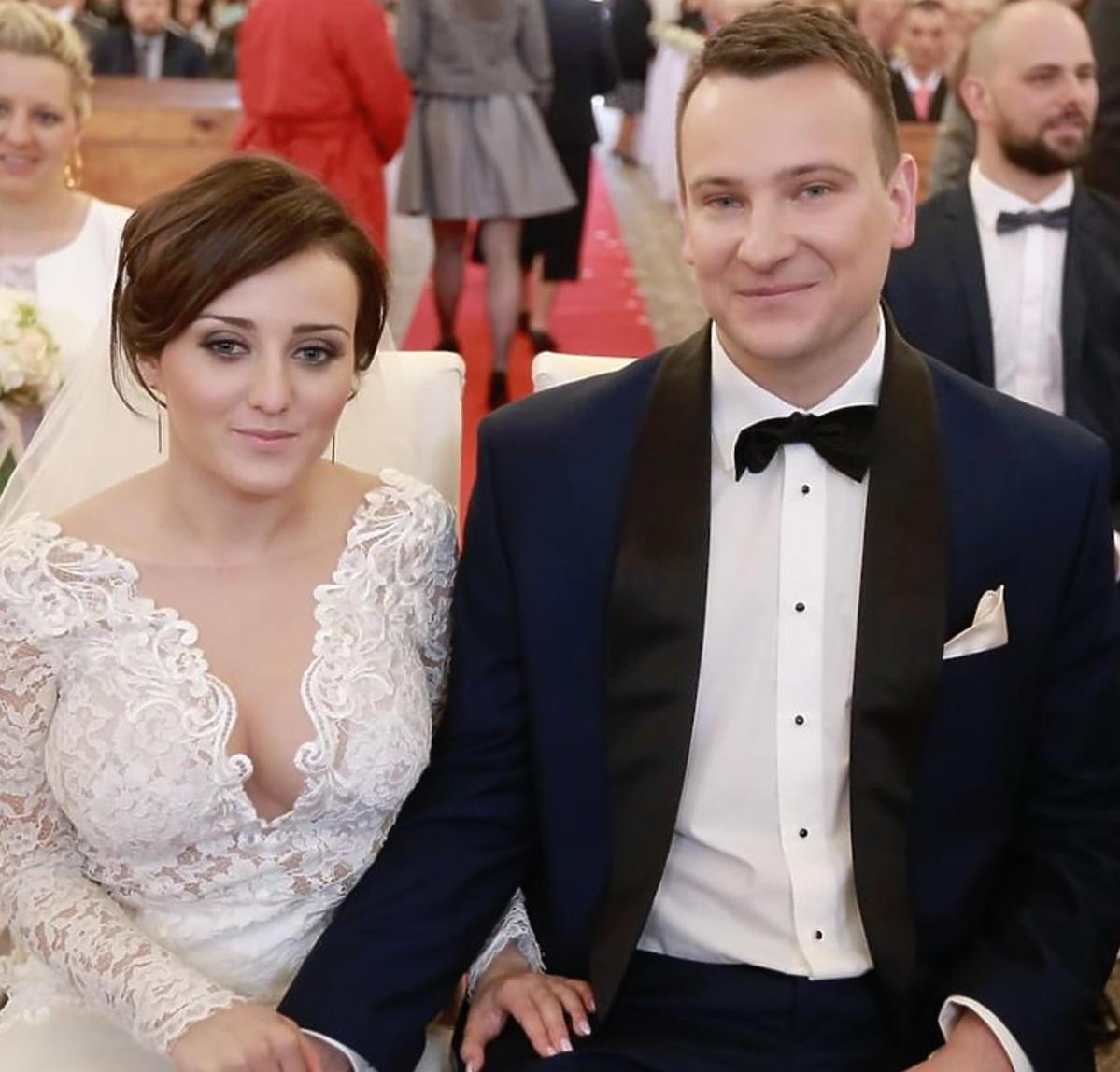 Ania i Grzegorz Bardowscy  z