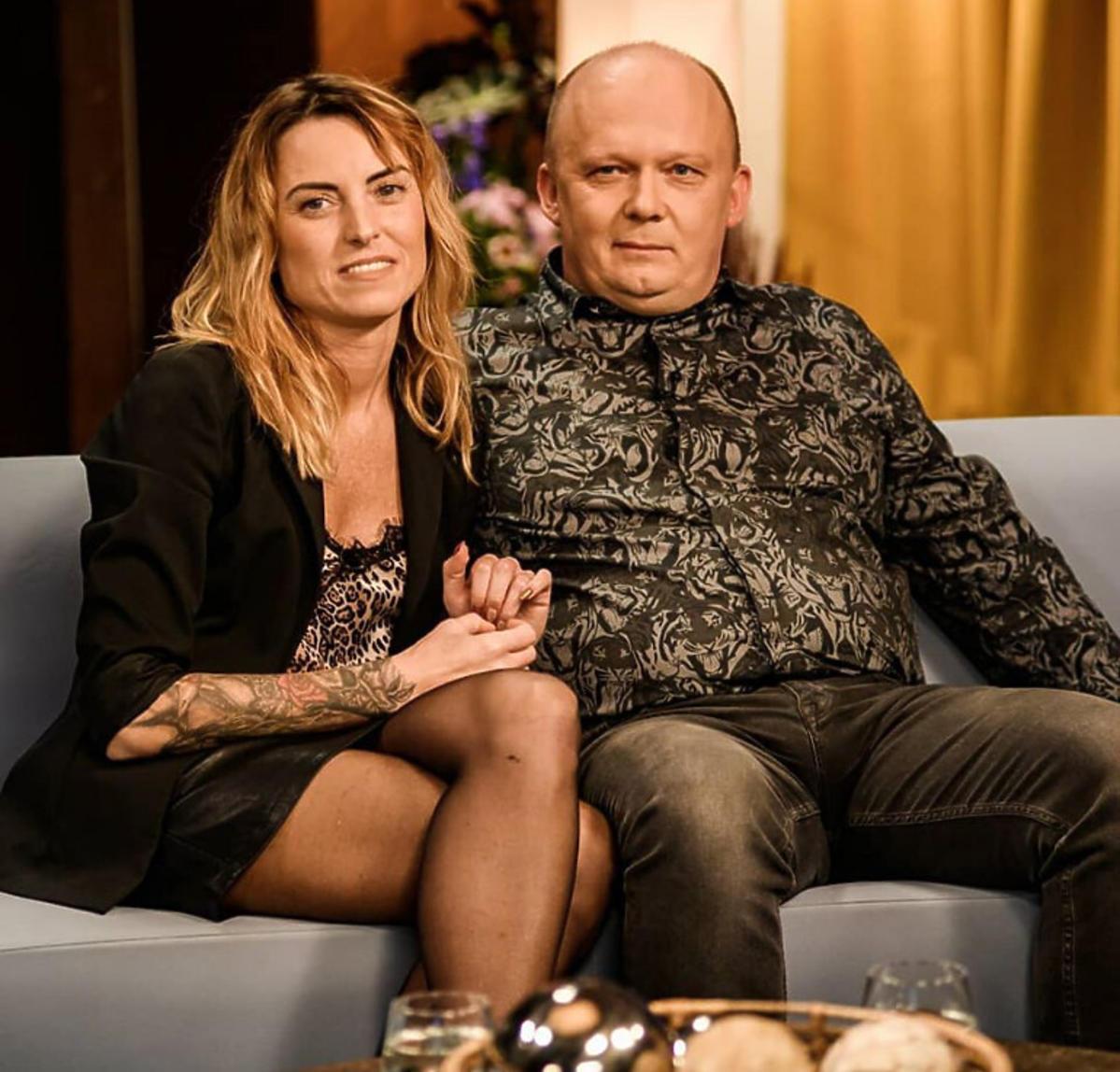 Ania i Jakub na planie programu