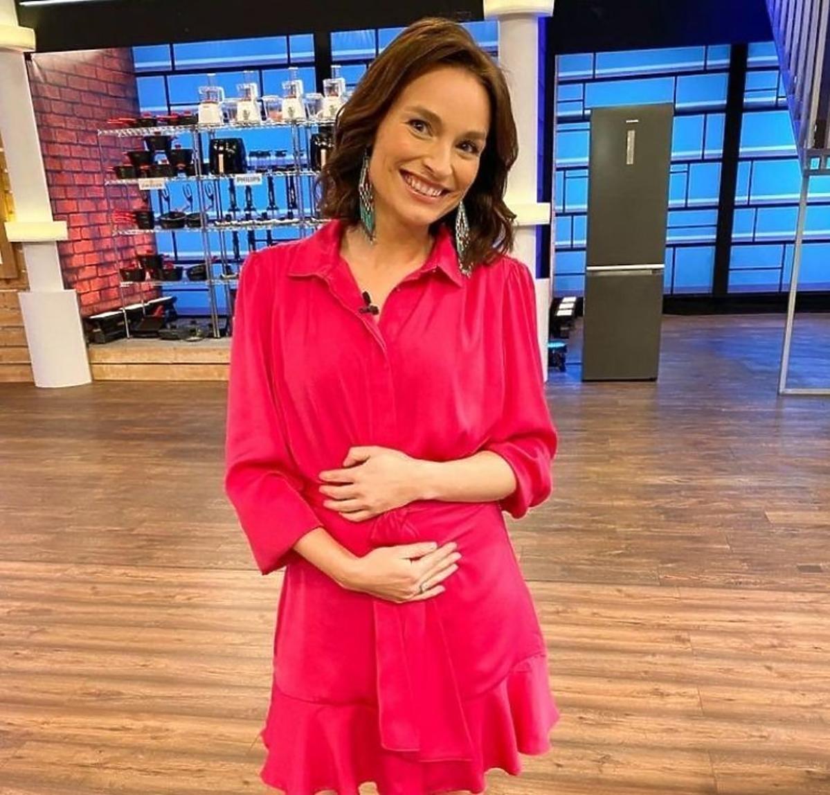 Ania Starmach w drugiej ciąży