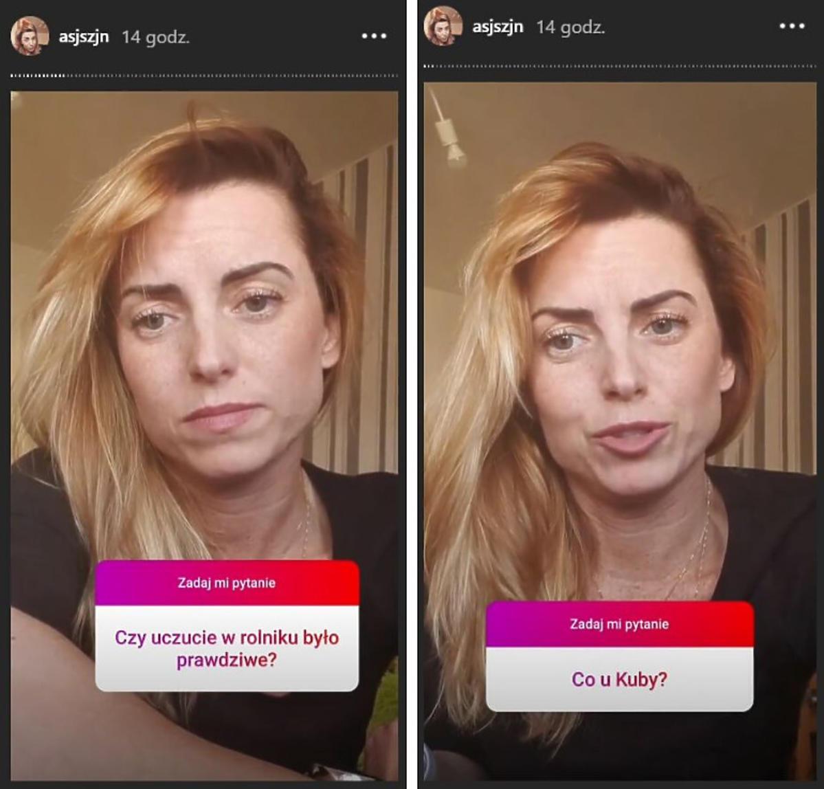 Ania z Rolnik szuka żony odpowiada na pytania internautów