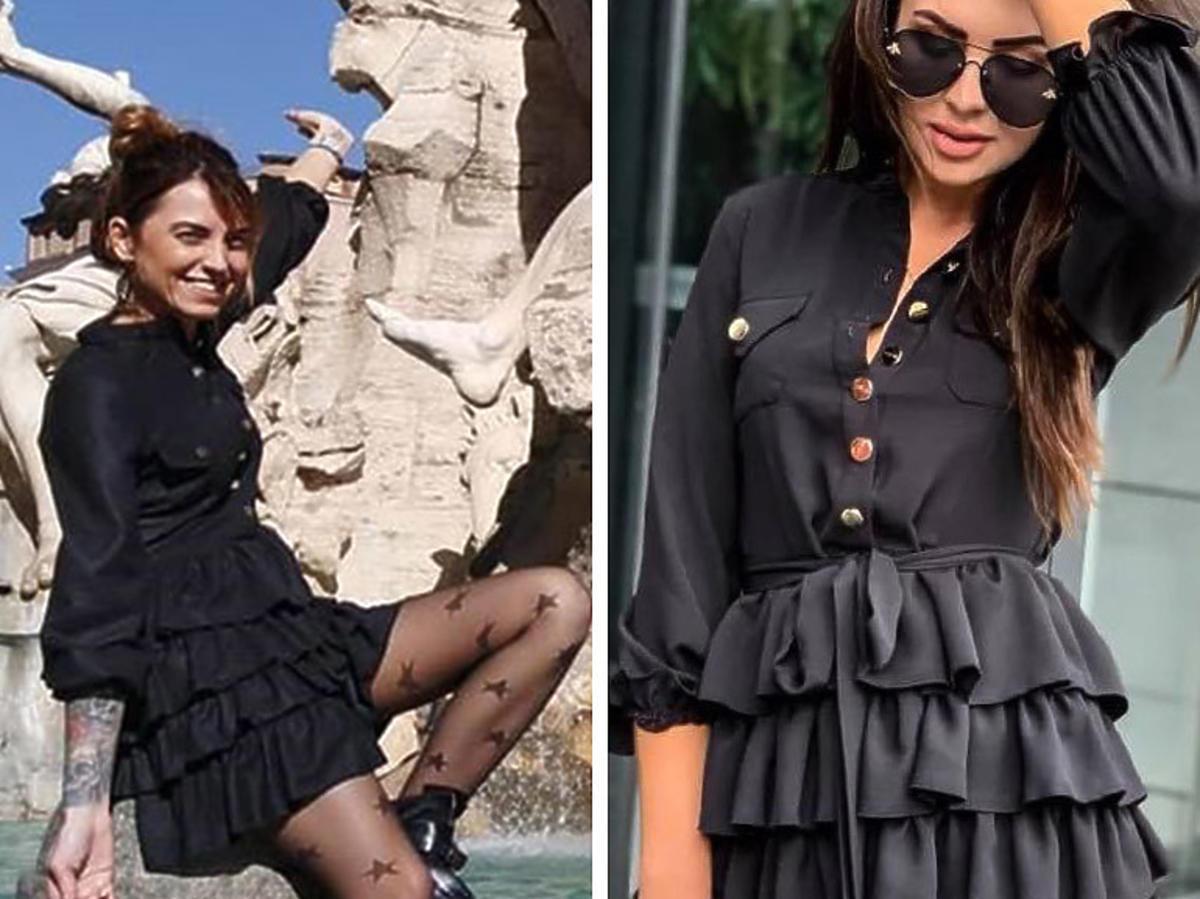 """Ania z """"Rolnik szuka żony"""" w modnej stylizacji. Wiosna 2020"""