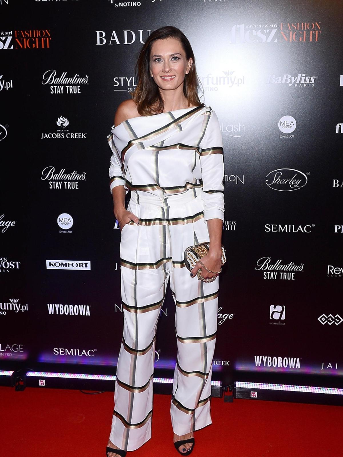Anita Sokołowska na Flesz Fashion Night