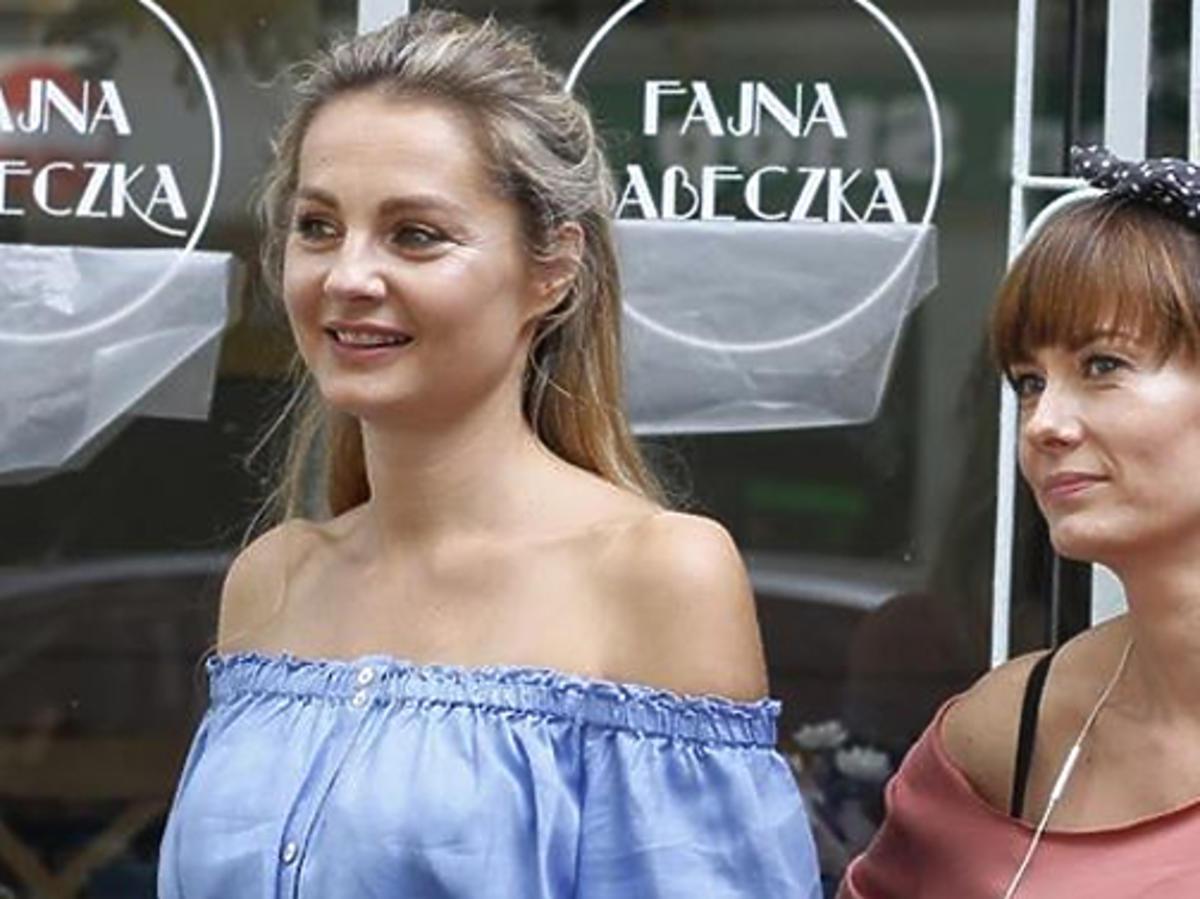 Anita Sokołowska o pracy z Małgorzatą Sochą