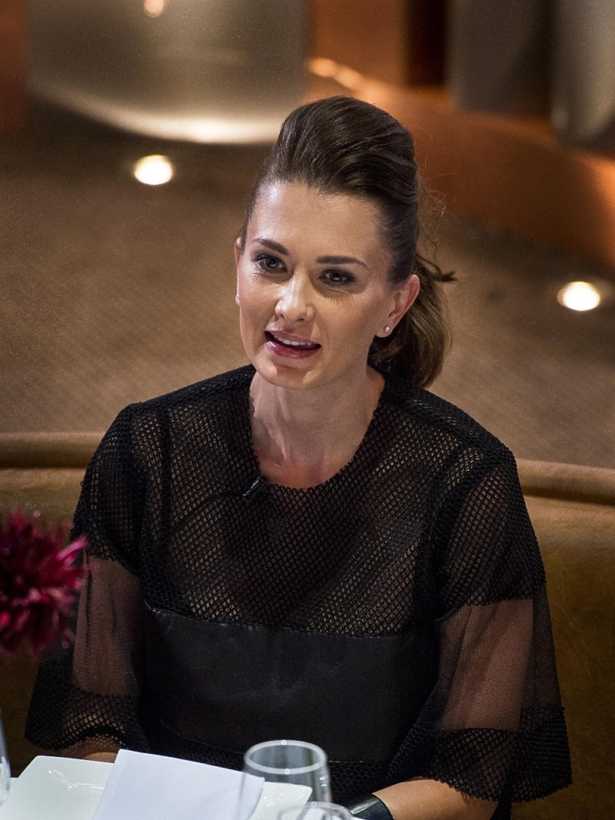 Anita Sokołowska w finale Hell's Kitchen