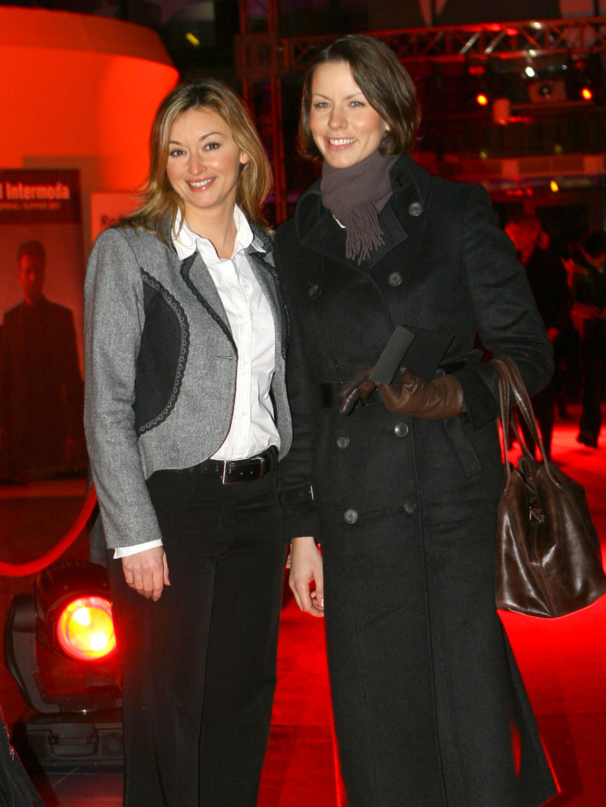 Anita Werner i Martyna Wojciechowska