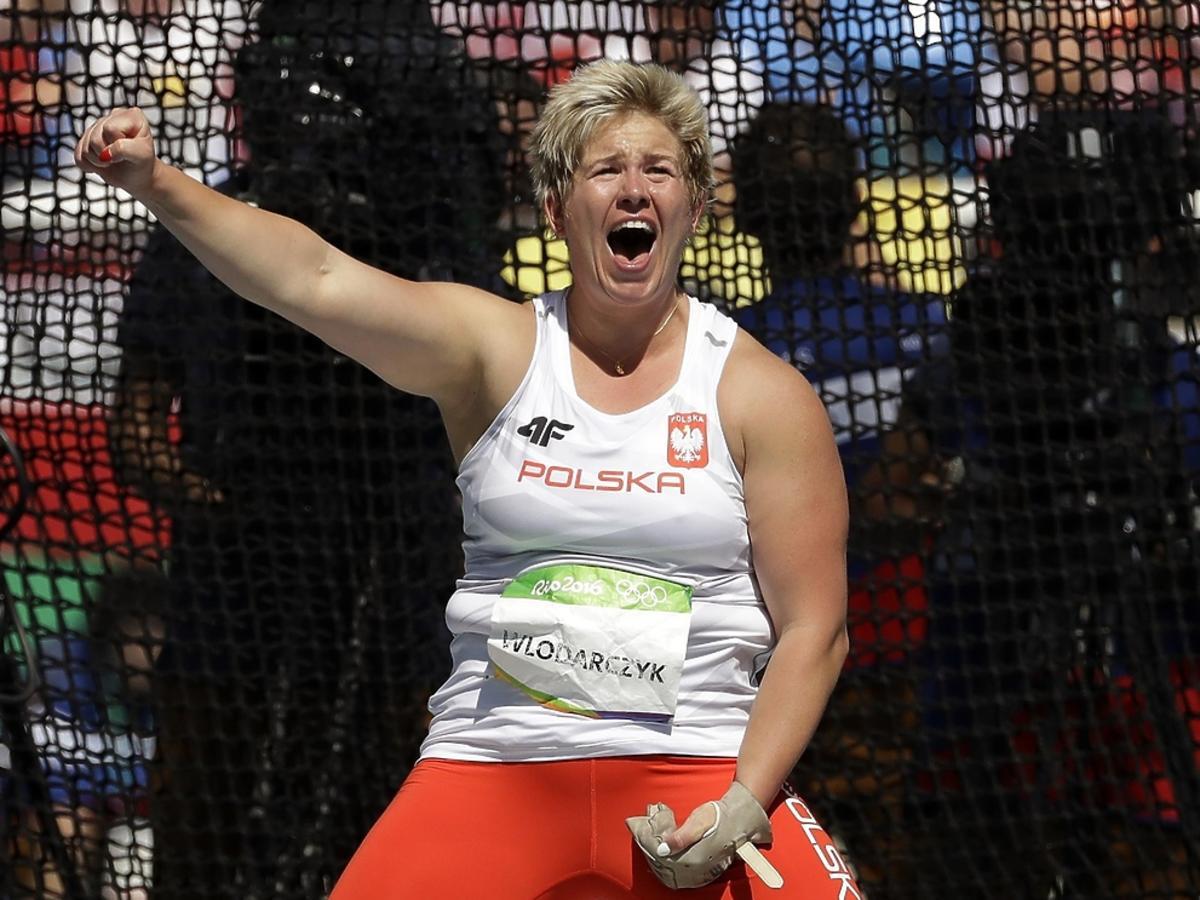 Anita Włodarczyk mistrzynią olimpijską Rio 2016. REKORD ŚWIATA i ZŁOTY MEDAL igrzysk!