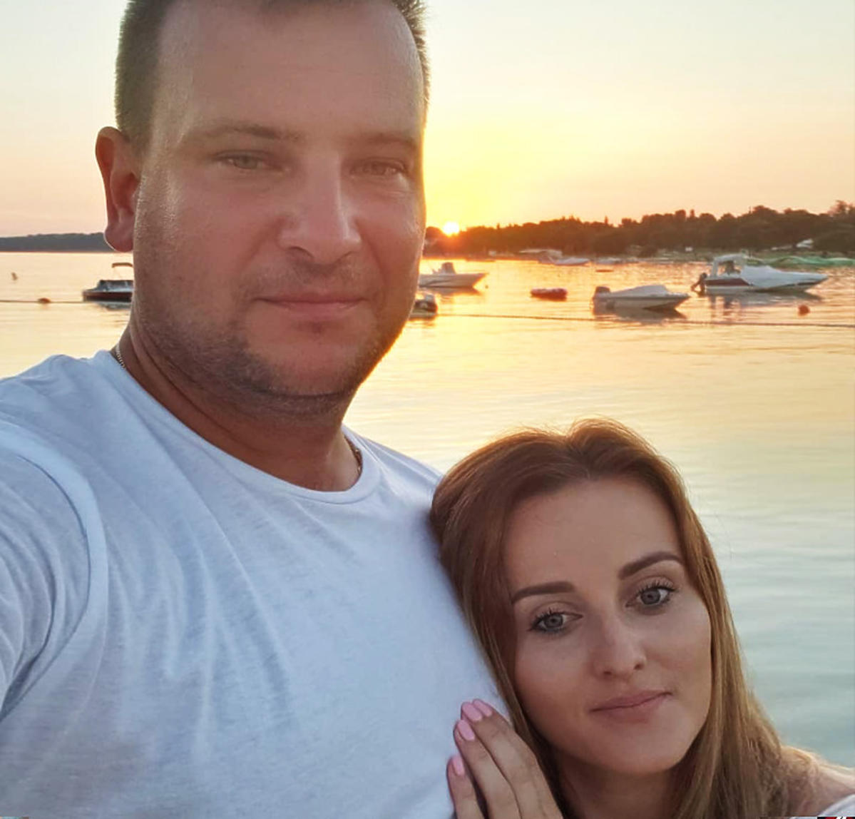 Anna Bardowska i Grzegorz Bardowski