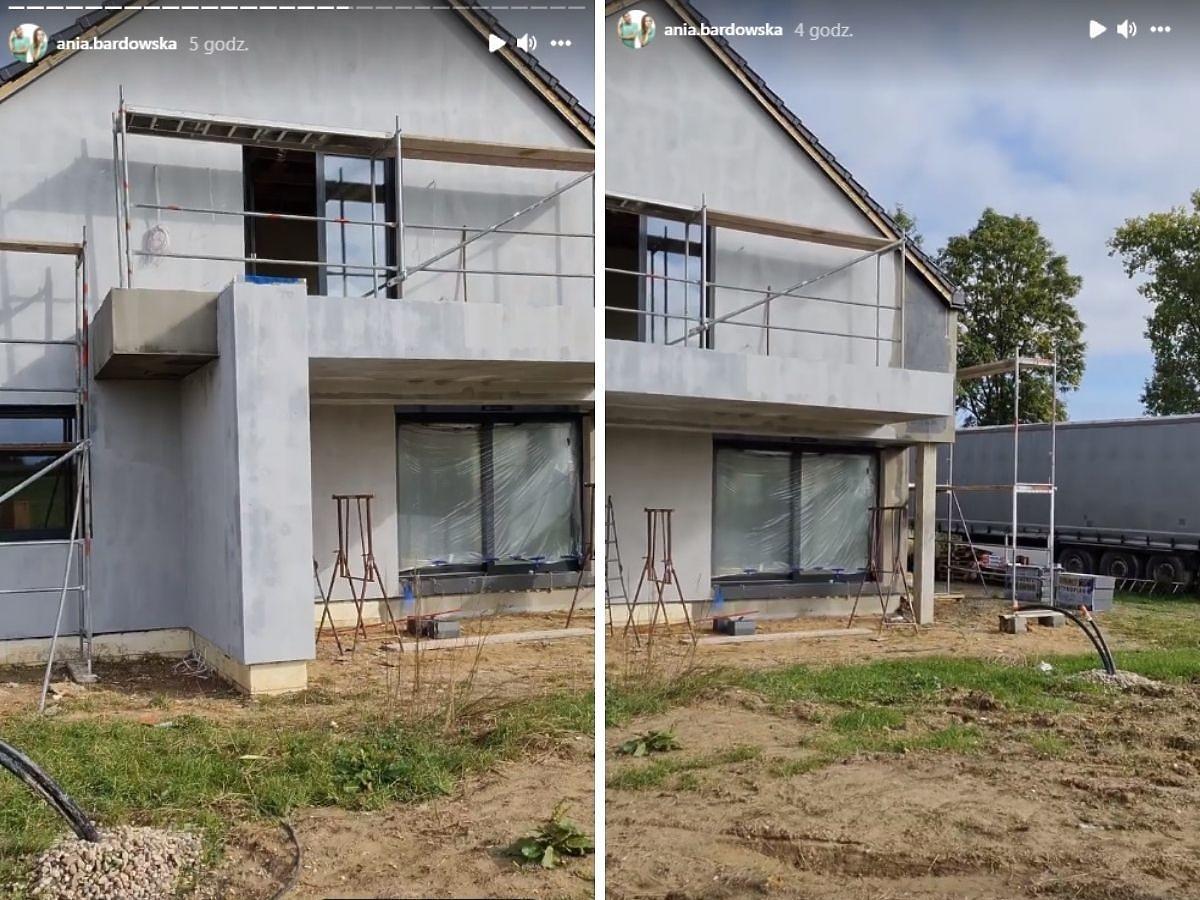 Anna Bardowska z rolnik szuka żony o budowie domu