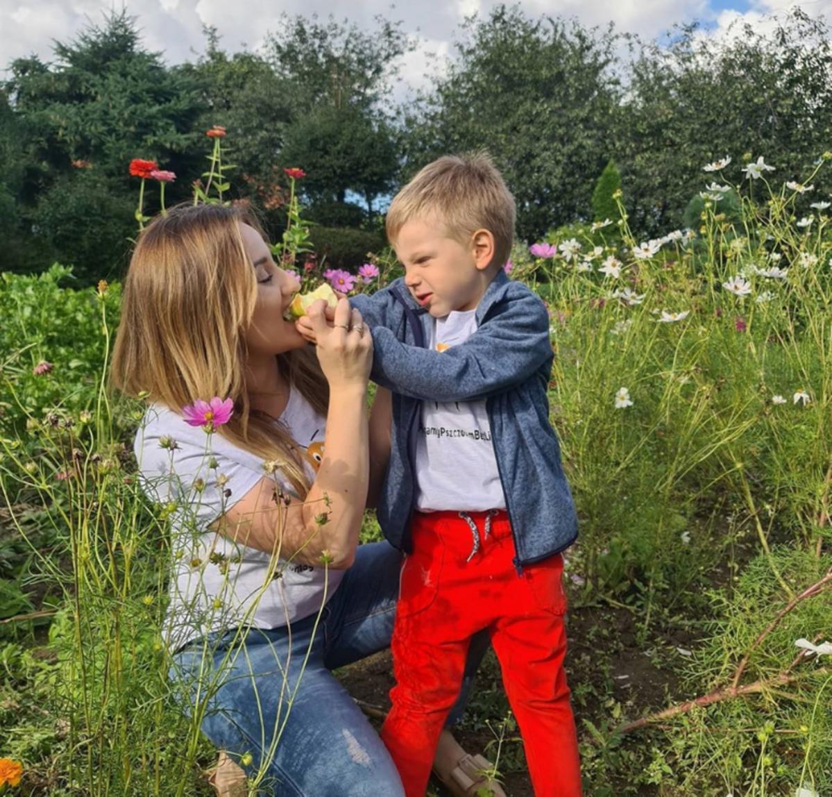 Anna Bardowska z Rolnik szuka żony pokazała swój ogród