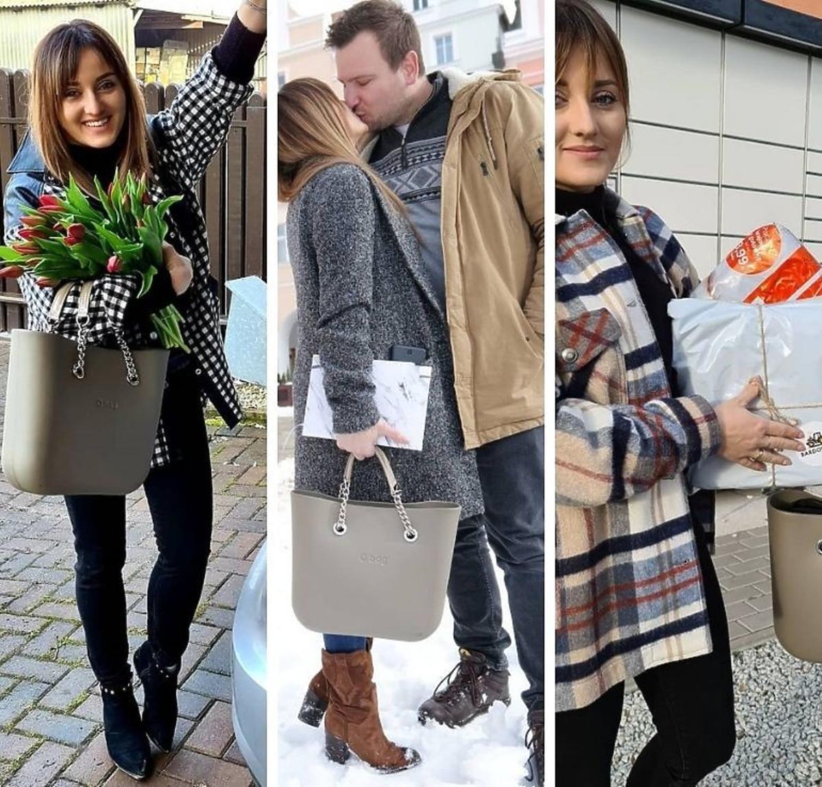 Anna Bardowska z torbą O bag!