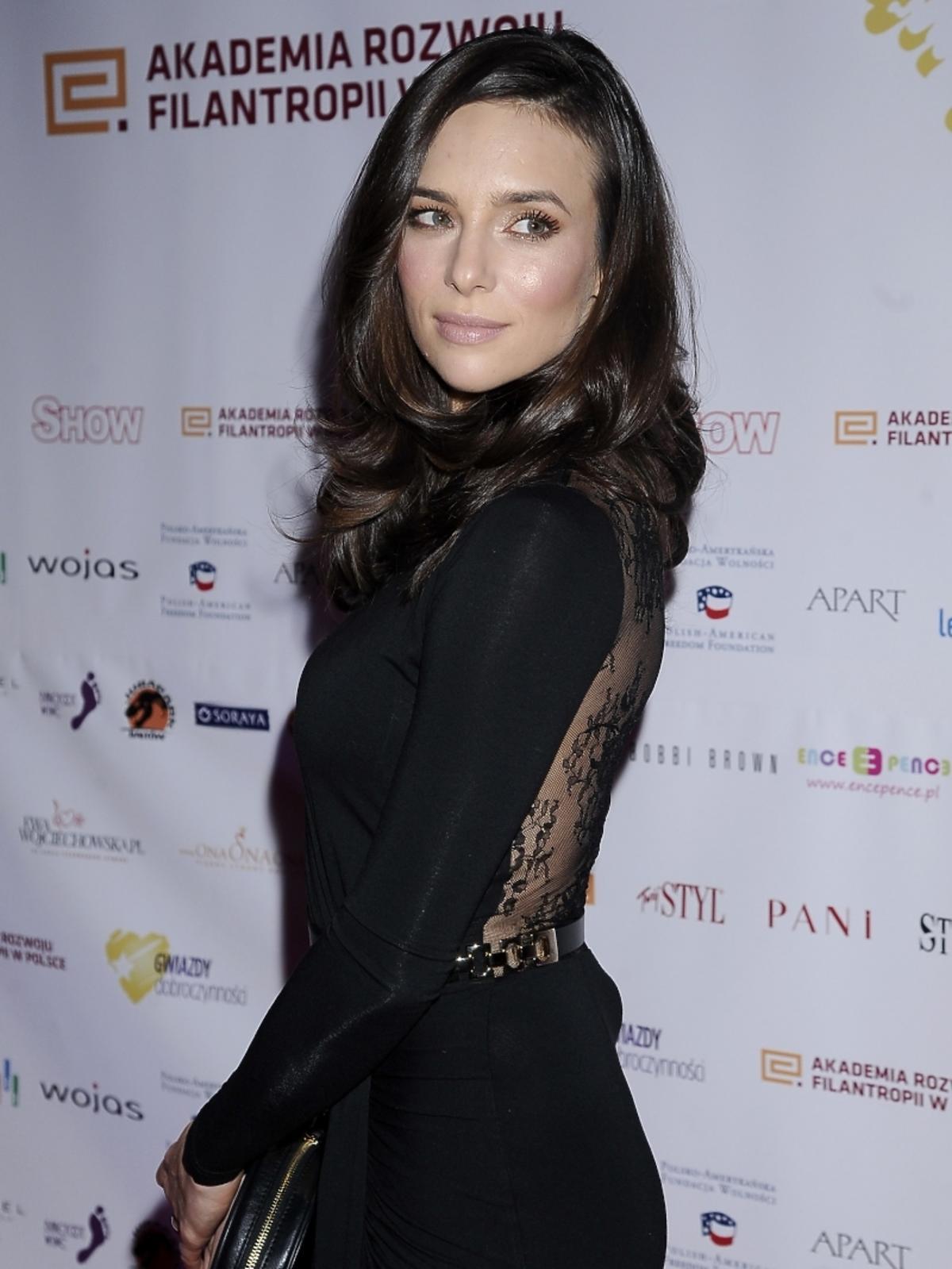 Anna Czartoryska na Balu Plebiscytu Gwiazdy Dobroczynności