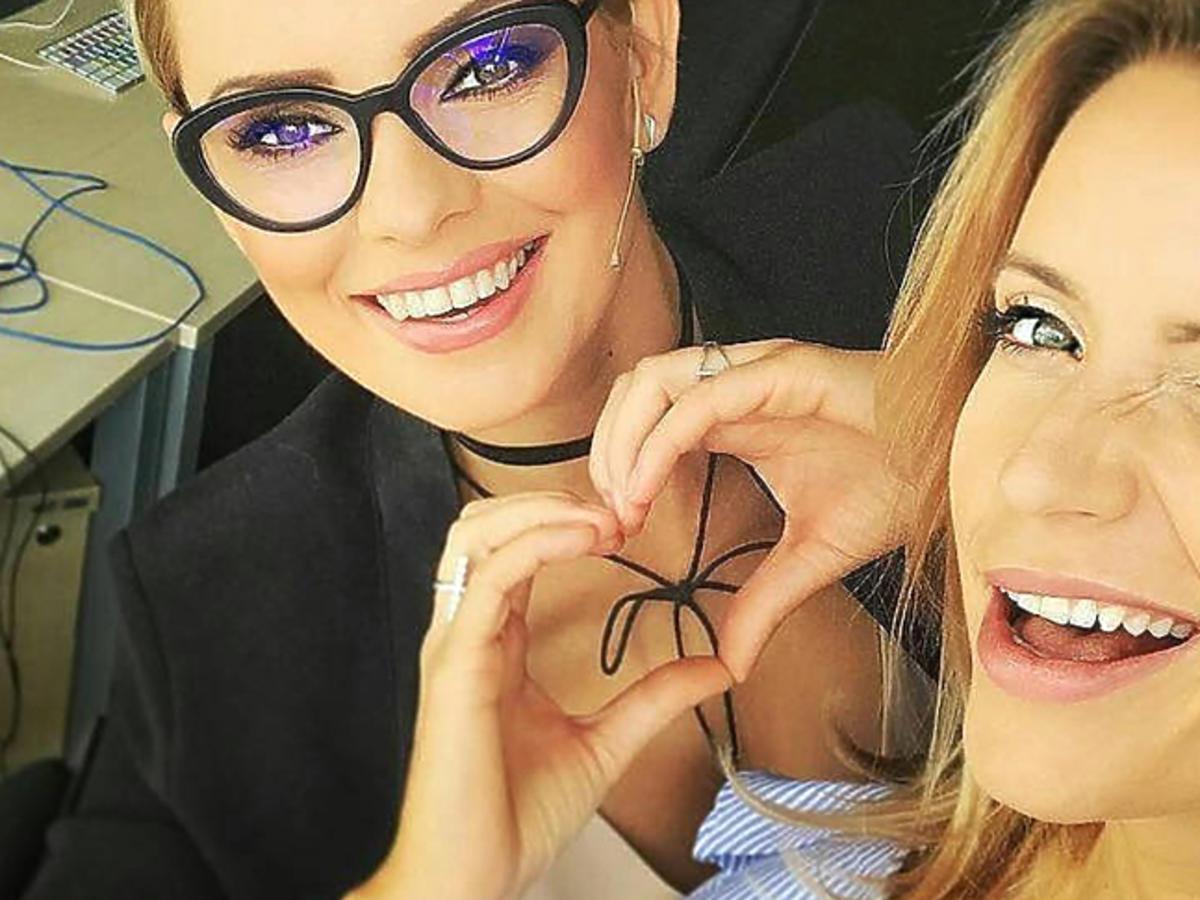 Anna Dec i Dorota Gardias