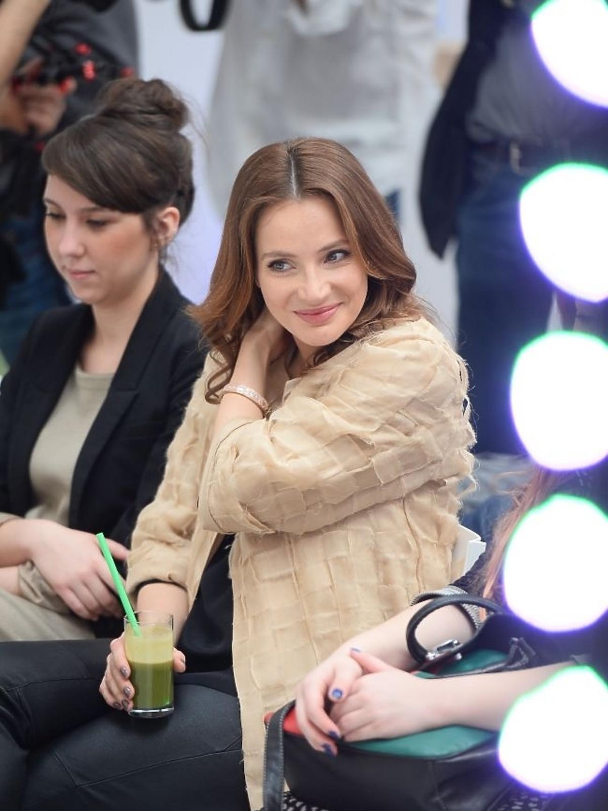 Anna Dereszowska na konferencji Philips