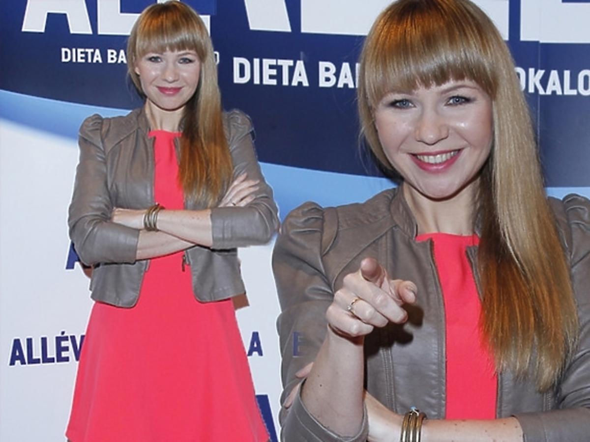 Anna Guzik na konferencji Allévo