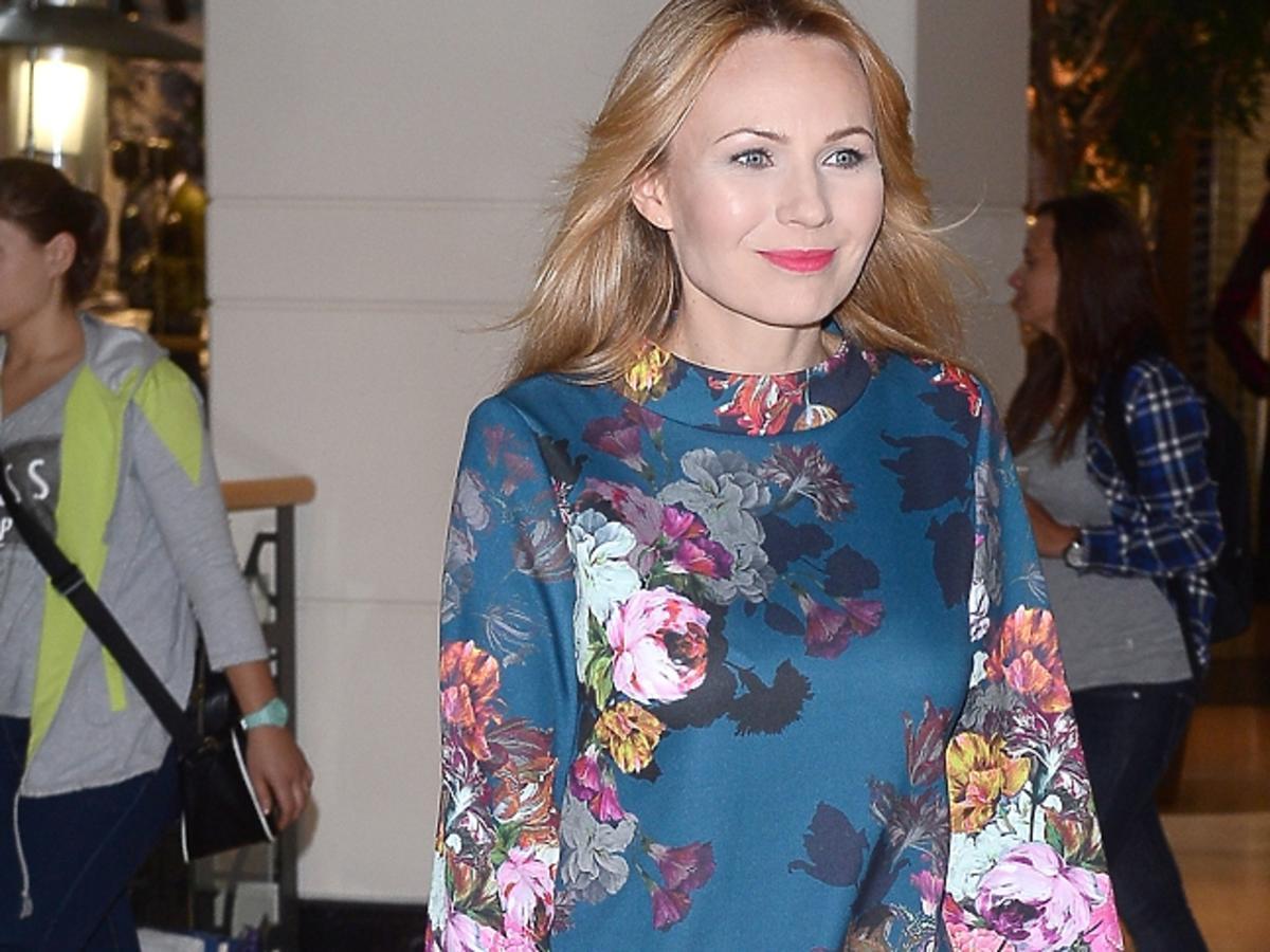 Anna Guzik w ciąży
