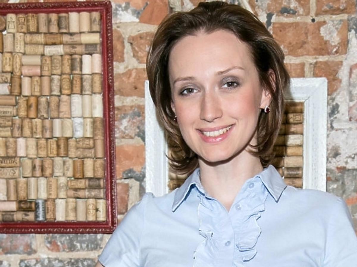 Anna Gzyra przed ślubem