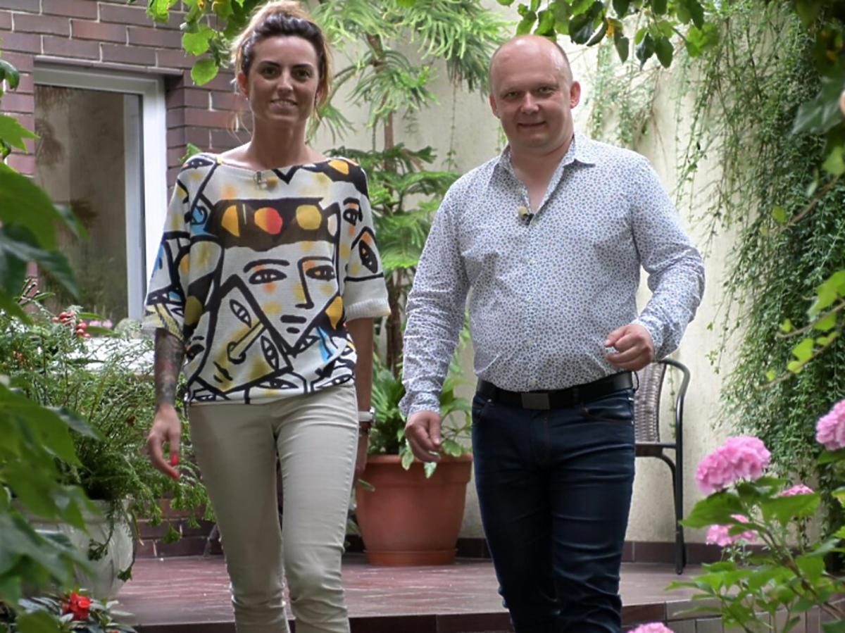 Anna i Jakub na planie Rolnik szuka żony
