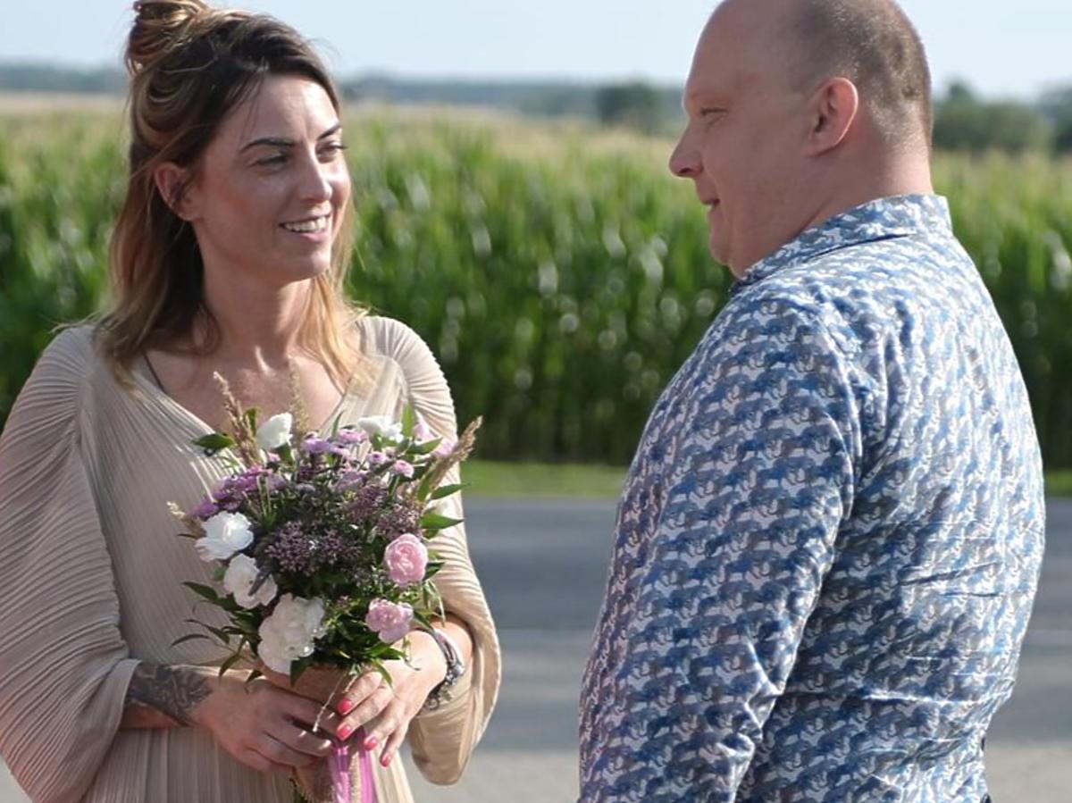 Anna i Jakub w programie Rolnik szuka żony