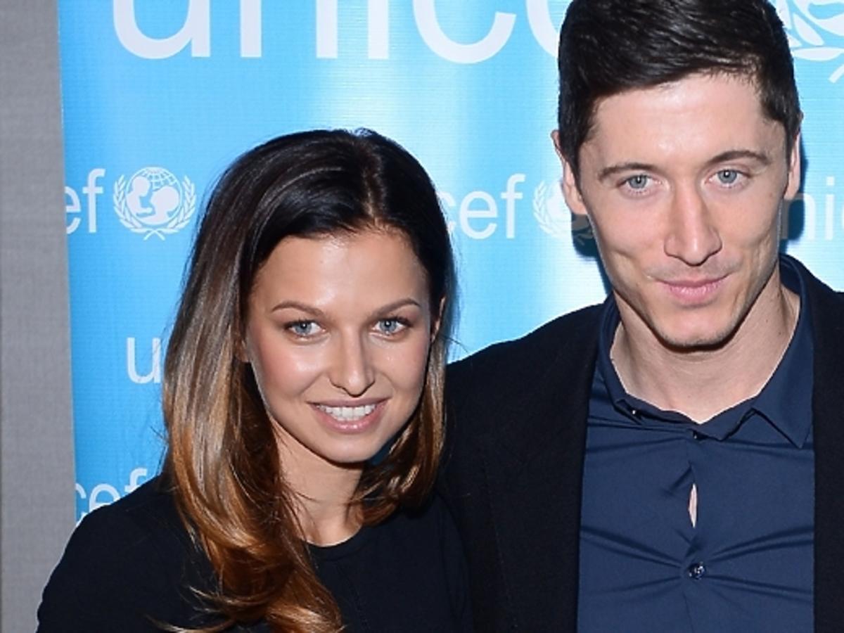 Anna i Robert Lewandowscy będą mieli dziecko
