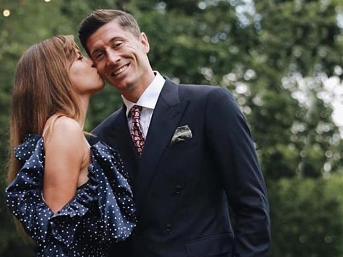 Anna i Robert Lewandowscy mają za sobą trudne miesiące