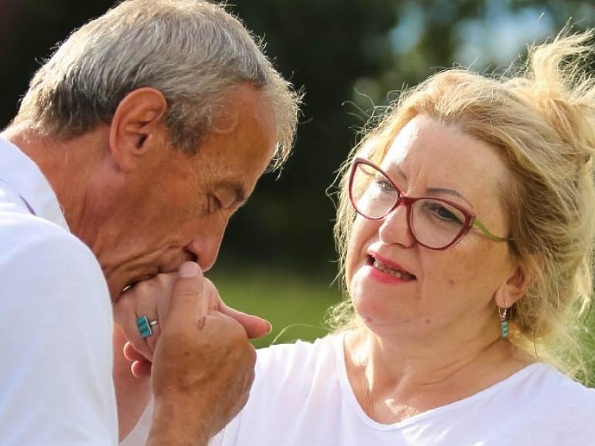 Anna i Zbigniew z Sanatorium miłości