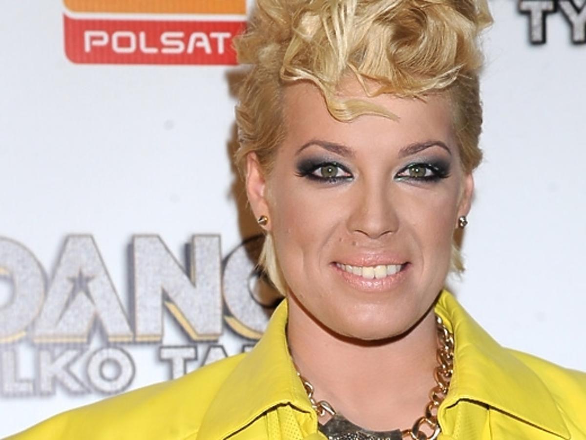 Anna Jujka zmieniła kolor włosów