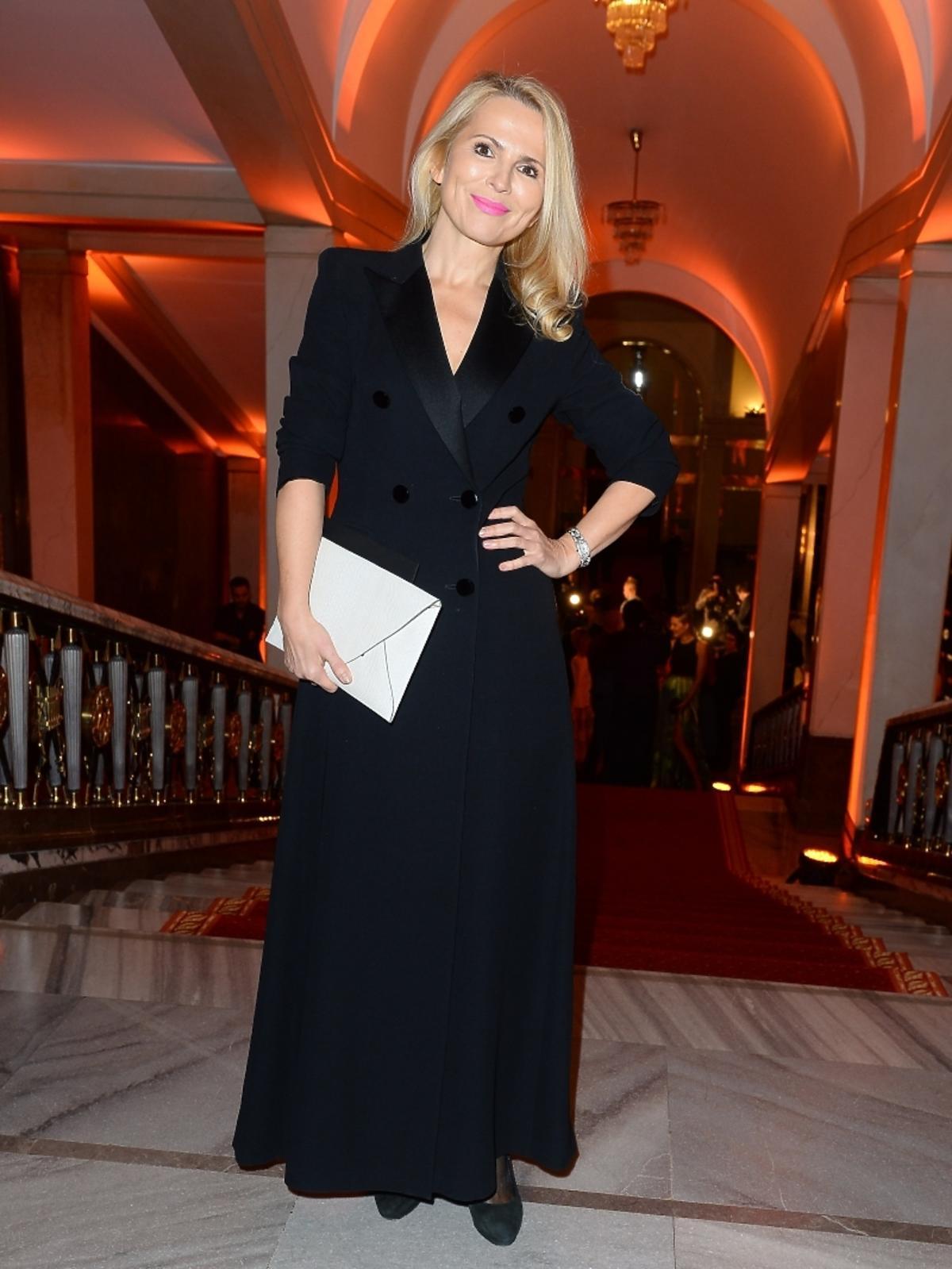Anna Jurksztowicz na imprezie Flesz Fashion Night